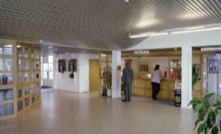 Theatre and Entrance Lobby
